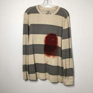 Halloween Fake Gunshot Wound Shirt